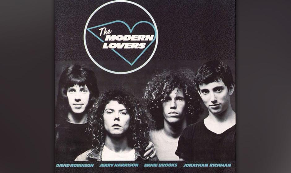 """274. The Modern Lovers – Roadrunner Richman verehrte die Velvet Underground und modelte deren """"Sister Ray"""" in ein eksta"""
