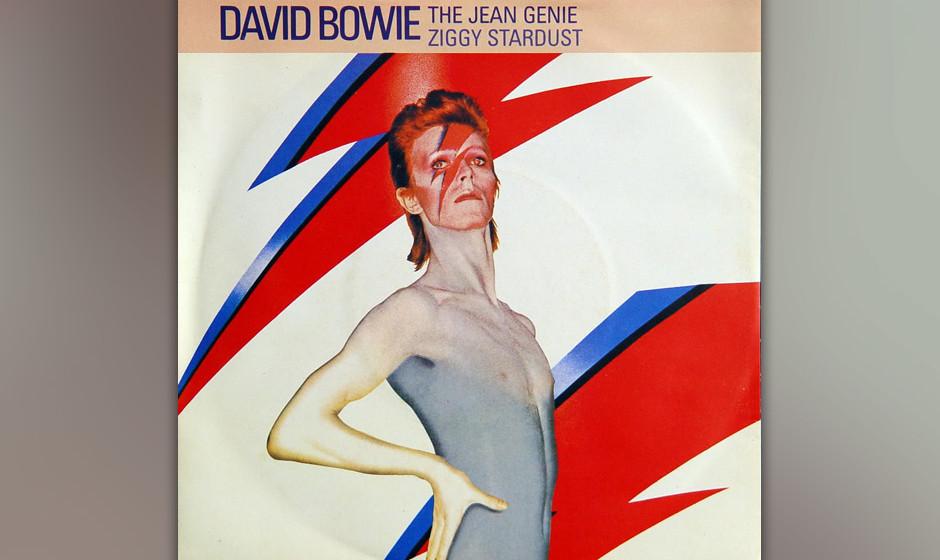 """282. David Bowie – Ziggy Stardust """"Es hat mich nicht überrascht, dass ,Ziggy Stardust' meine Karriere ins Rollen brach"""
