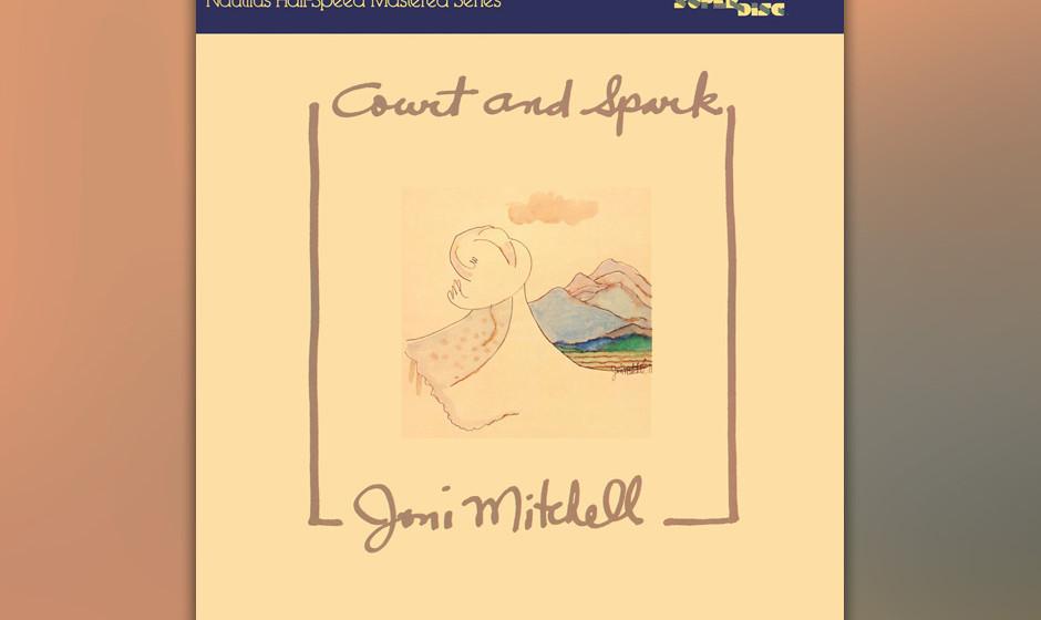 """288. Joni Mitchell – Help Me """"Ich hatte versucht, meine Musik mit Rockmusikern zu spielen"""", meinte Mitchell 1979. """"Di"""