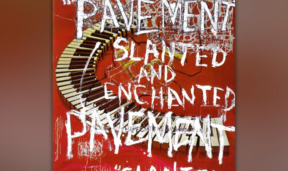 292. Pavement – Summer Babe Stephen Malkmus und Scott Kannberg, zwei Gitarren-Freaks aus Nordkalifornien, nahmen dieses loc