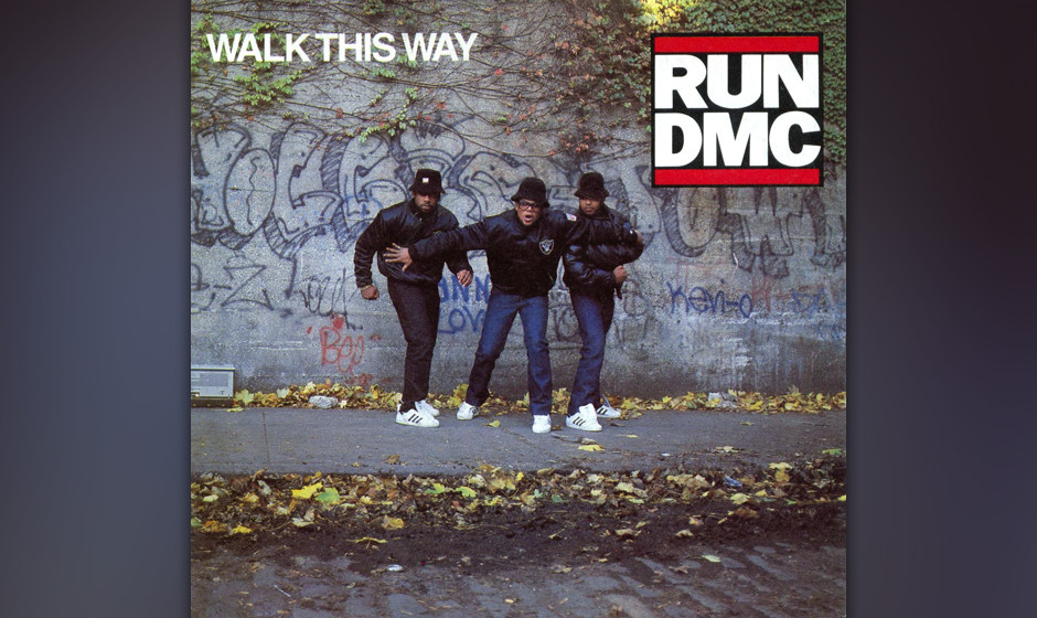 "293. Run-DMC – Walk This Way Schon mit ""Rock Box"" und ""King Rock"" hatten die Rapper aus Queens der Rockgitarre den"