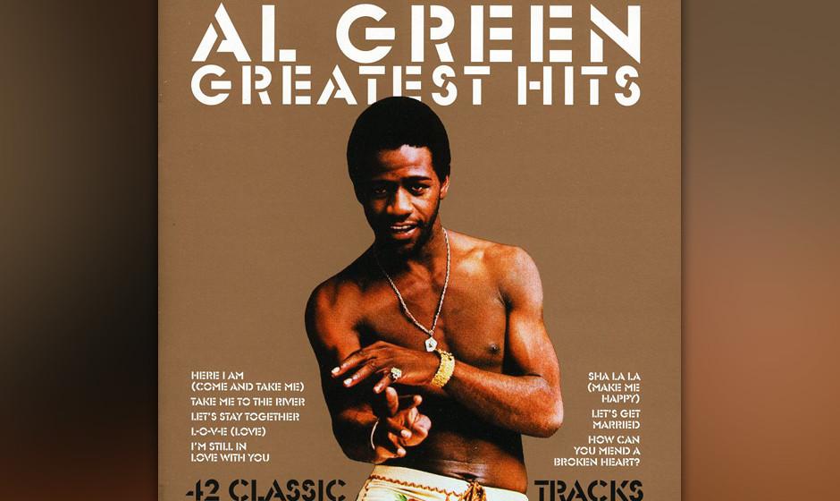 299. Al Green – Tired Of Being Alone Nach einer Show in Detroit wachte Green mit der Idee zu einem Song auf. Eine halbe Stu