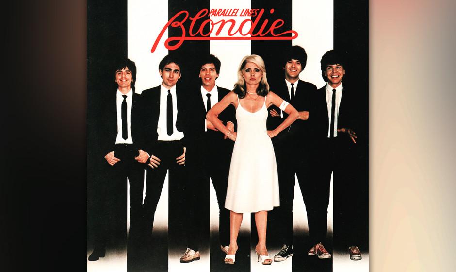 305. Blondie – One Way Or Another Blondie war bereits ein Star in Europa. Erst ihre dritte Platte brachte ihr auch den US-D