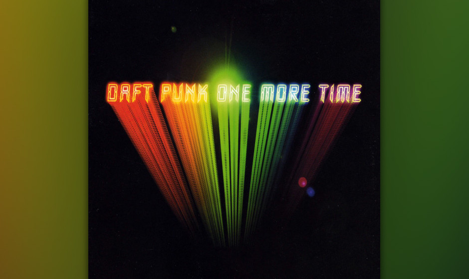 307. Daft Punk – One More Time Der Gebrauch des Vokoders in dieser Tanzflächen-Erleuchtung wurde vielerseits scharf kritis