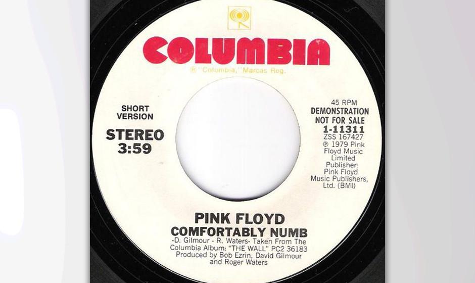 321. Pink Floyd – Comfortable Numb Pate bei dem deprimierenden Drogen-Song stand ein zwielichtiger Arzt aus Philadelphia, d