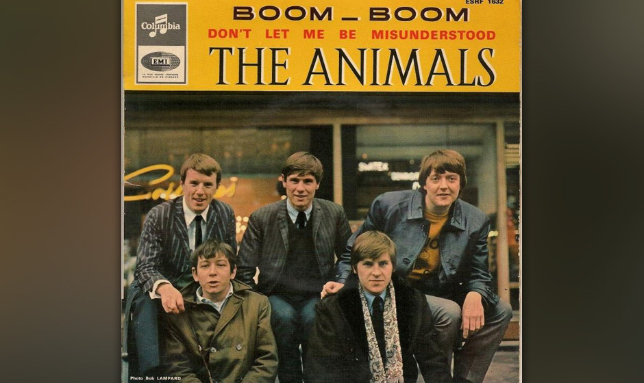 322. The Animals – Don't Let Me Be Misunderstood Bei den Animals klingt dieser Song radikal anders als Nina Simones eher