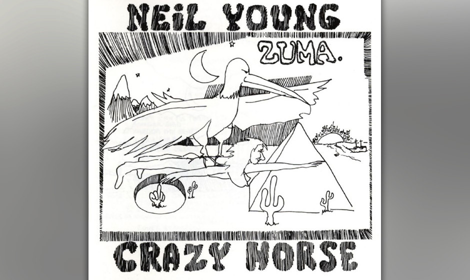 "229. Neil Young – Cortez The Killer ""Schon verrückt,"" sinnierte Young 1975, ""dass ich all diese Songs über Peru, di"