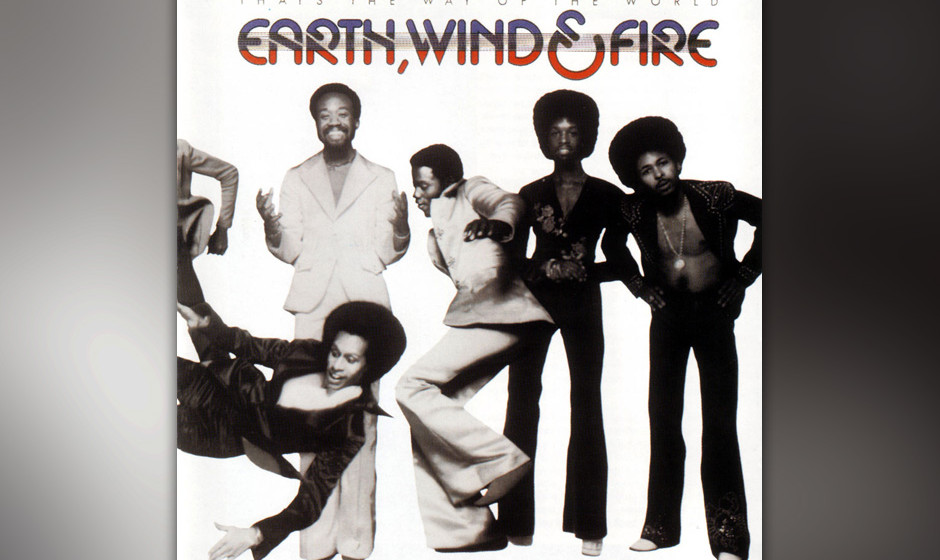 337. Earth, Wind And Fire - 'Way of the World' (Maurice White, Verdine White, Charles Stepney) 'Way Of The World' war der