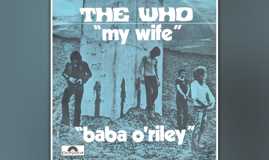 "349. 'Baba O'Riley' - The Who (Pete Townshend) Mit ""Baba O'Riley"" (auch als ""Teenage Wasteland"" bekannt) hielt de"
