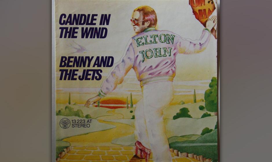 356. 'Candle In The Wind' - Elton John(E. John, B. Taupin) Eltons Tribut an Marilyn Monroe (mit bürgerlichem Namen Norma Jea