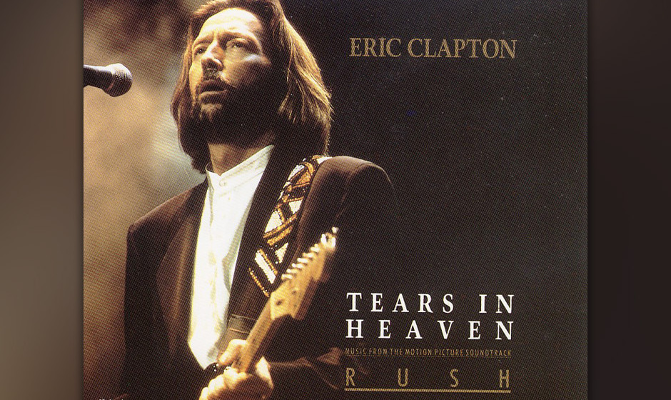 362. Eric Clapton - 'Tears in Heaven' (Clapton, Will Jennings) Am 20. März 1991 starb der vierjährige Conor Clapton, weil e