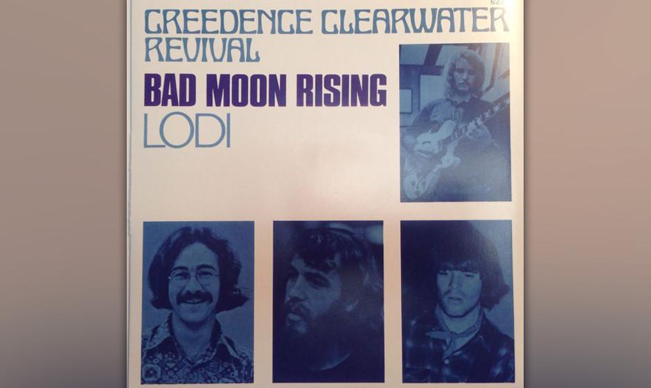 """364. 'Bad Moon Rising' - Creedence Clearwater Revival (John Fogerty) Gewalt zu Hause und ein Krieg in der Ferne – der """"Ba"""