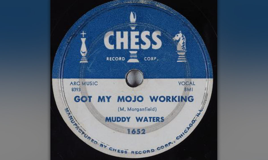 "368. 'Got My Mojo Working' - Muddy Waters (P. Foster) Nachdem Bluesmann Muddy Waters das klassische ""Mojo Working"" jeden"