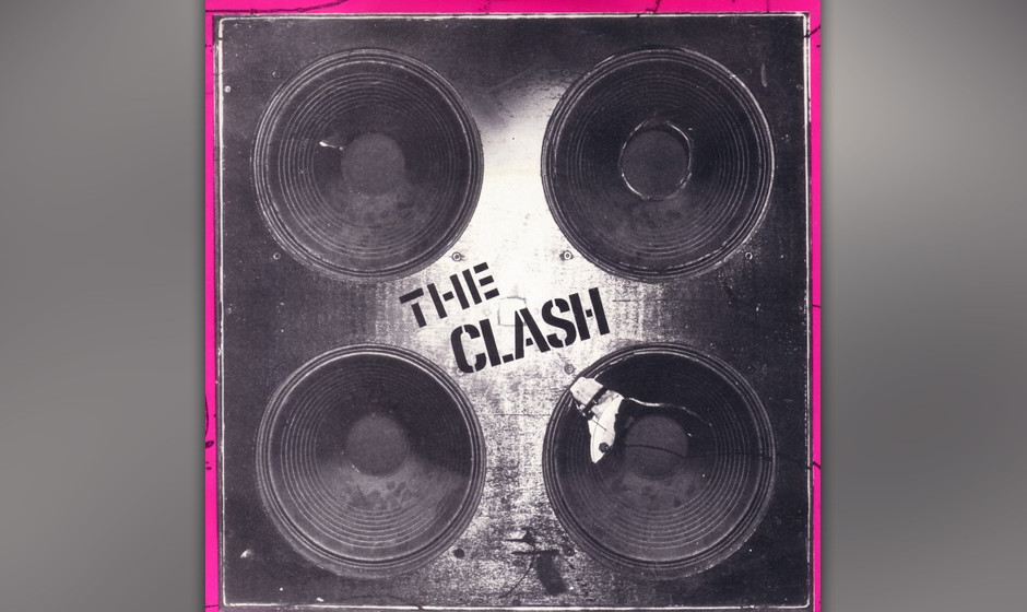 371. The Clash, - 'Complete Control' (Mick Jones, Joe Strummer) The Clash waren riesige Reggae-Fans, insofern war es natürli
