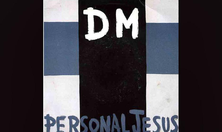 377. Depeche Mode - 'Personal Jesus' (Martin Gore ) Die Durchbruchssingle von Depeche Mode basierte auf einer überraschenden