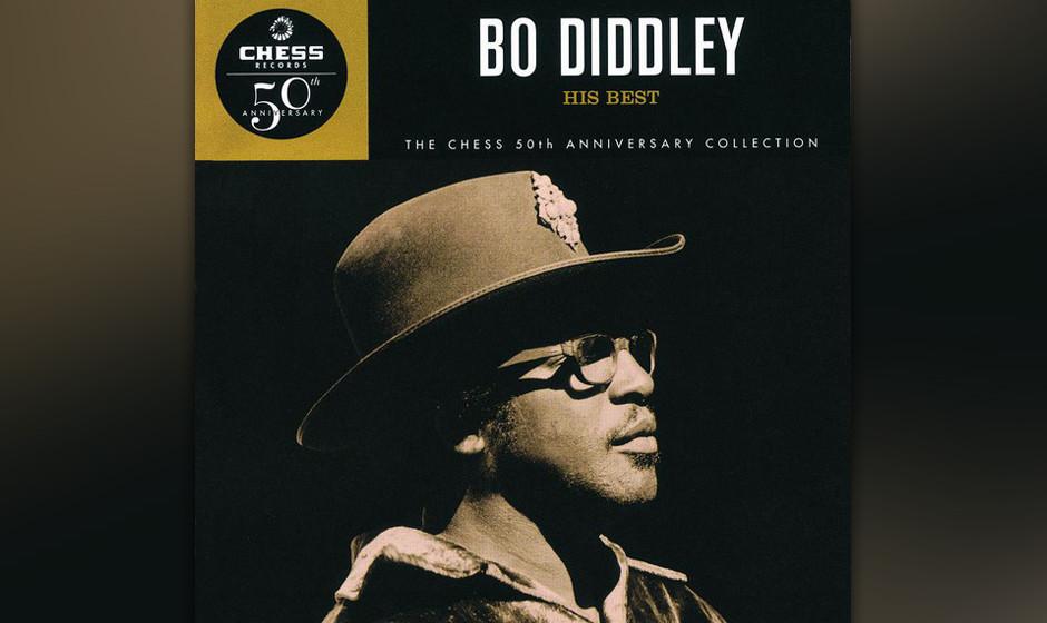 378. 'I'm A Man' - Bo Diddley (E. McDaniel) Die B-Seite der ersten Single von Bo Diddley basierte auf einem hypnotischen Gi