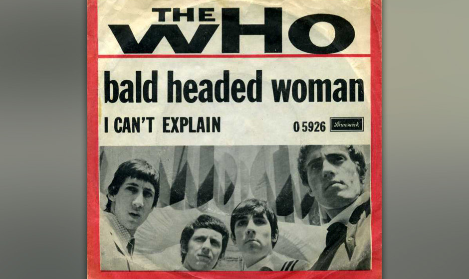 "380. 'I Can't Explain' - The Who (Pete Townshend) Die Debüt-Single der Who war angeblich eine Replik auf ""You Really Got"