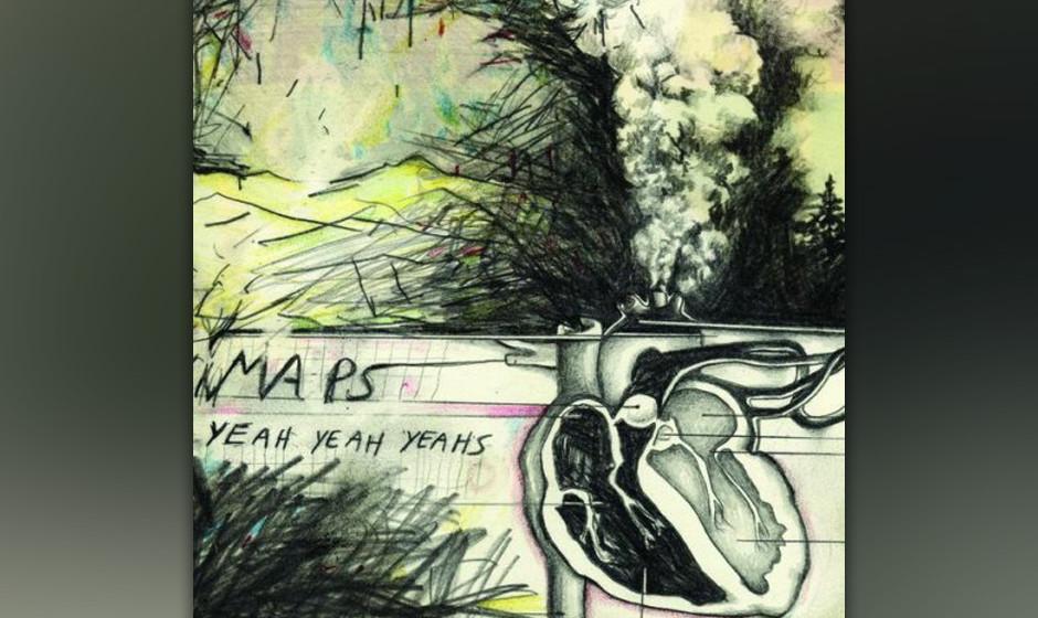 386. Yeah Yeah Yeahs - 'Maps' (Yeah Yeah Yeahs)  'Maps' ist sowohl eine Soul-Ballade als auch ein Art-Punk-Klassiker, mit