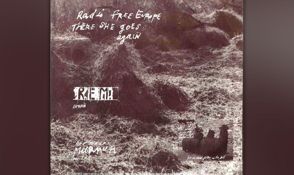 "389. 'Radio Free Europe' - R.E.M. (Berry, Buck, Mills, Stipe) ""Es klang nur abartig"", schimpfte Peter Buck über den Soun"