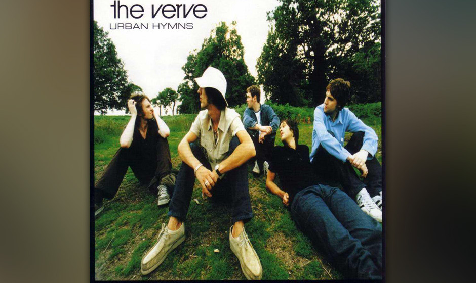 392. 'Bitter Sweet Symphony' - The Verve (Jagger, Richards, Ashcroft) Bittersüß, in der Tat. Ein Sample aus der orchestrier