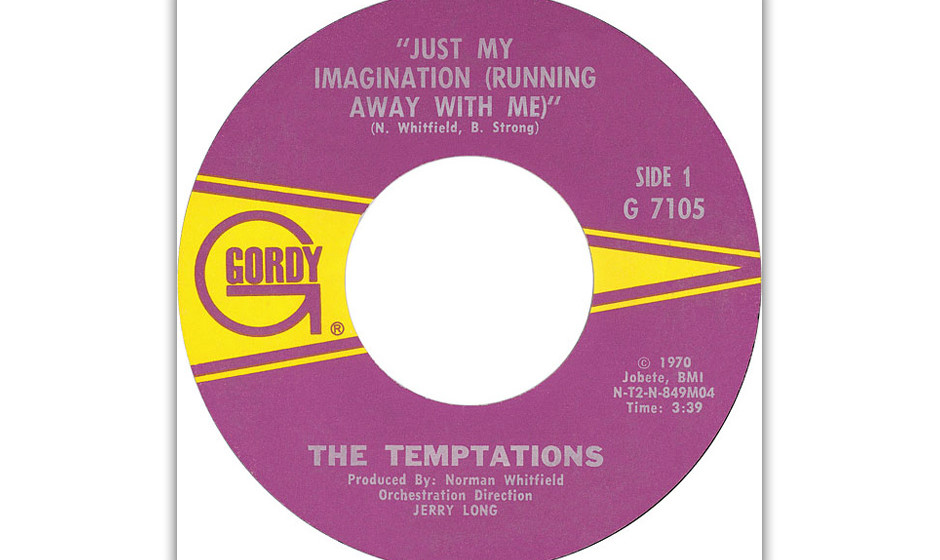 399. 'Just My Imagination' - The Temptations (N. Whitfield, B. Strong) Eddie Kendricks, der 1964 den allerersten Hit der Temp