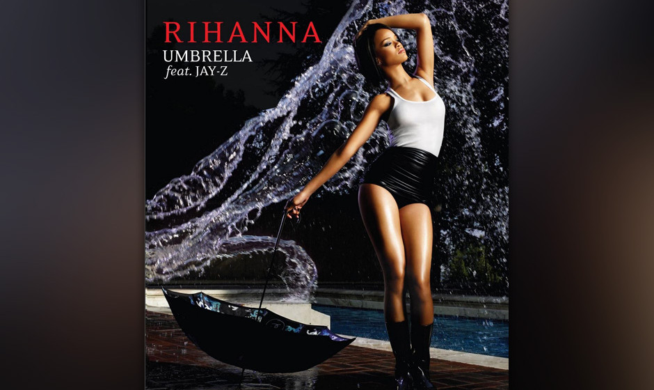 412. Rihanna Featuring Jay-Z - 'Umbrella' (The-Dream, Kuk Harrell, Jay-Z, Christopher 'Tricky' Stewart) Die Songschreiber bot
