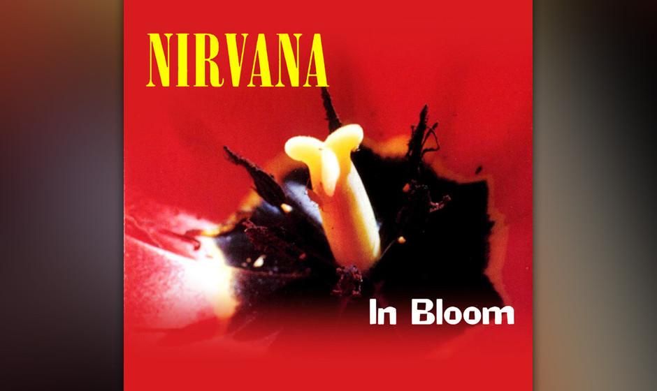 """415. 'In Bloom' - Nirvana (Kurt Cobain) """"Ich mag keine Machos und Rednecks"""", meinte Cobain einmal. Dieser Song über eine"""
