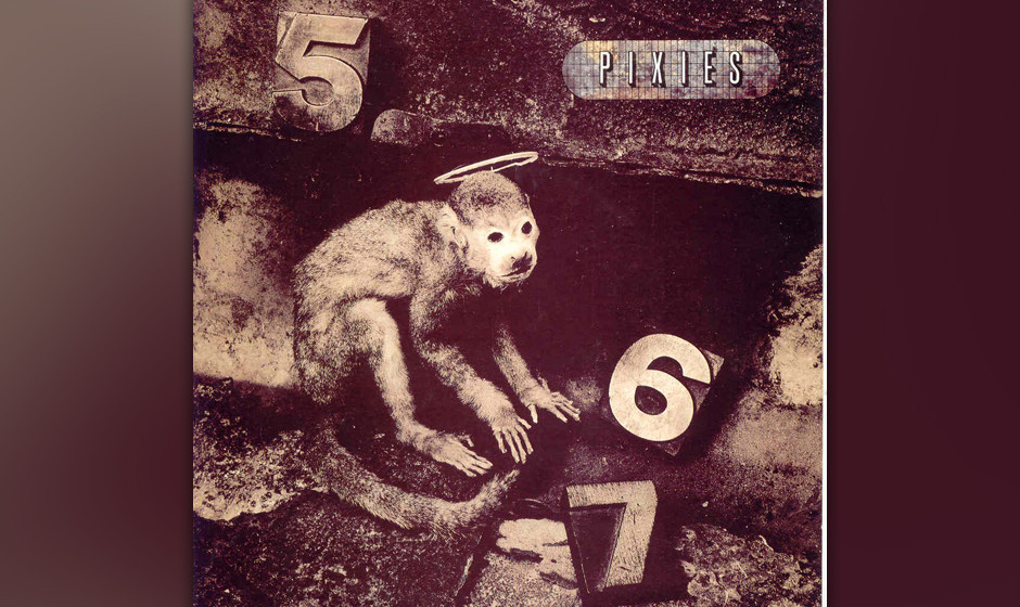 417. 'Monkey Gone To Heaven' - Pixies (B. Francis) Numerologie, Treibeis, ein Loch im Himmel – was sollte das alles bedeute