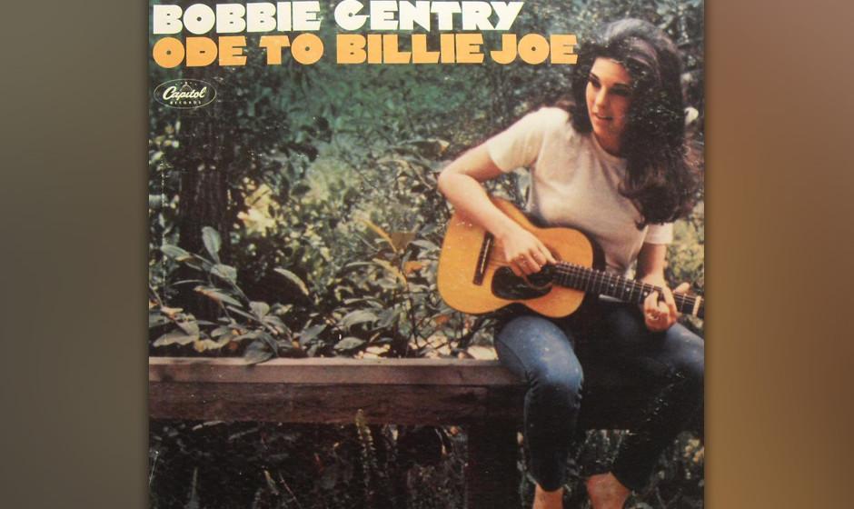 419. 'Ode To Billie Joe' - Bobbie Gentry (Bobbie Gentry) Ein für allemal: Was genau warf Billie Joe von der Brücke in Talla