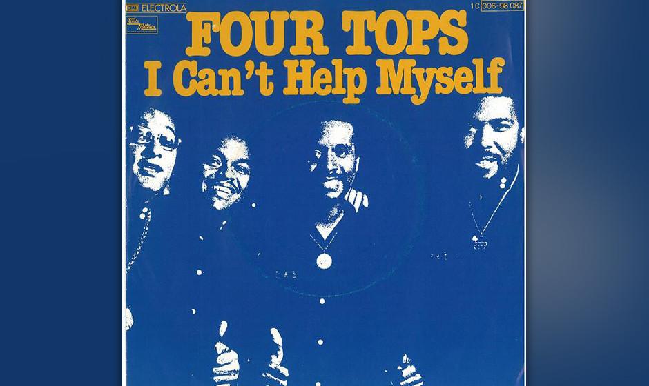 422. 'I Can't Help Myself' - The Four Tops (Holland, Dozier, Holland) Vorsänger Levi Stubbs war mit den ersten Auf-nahmen