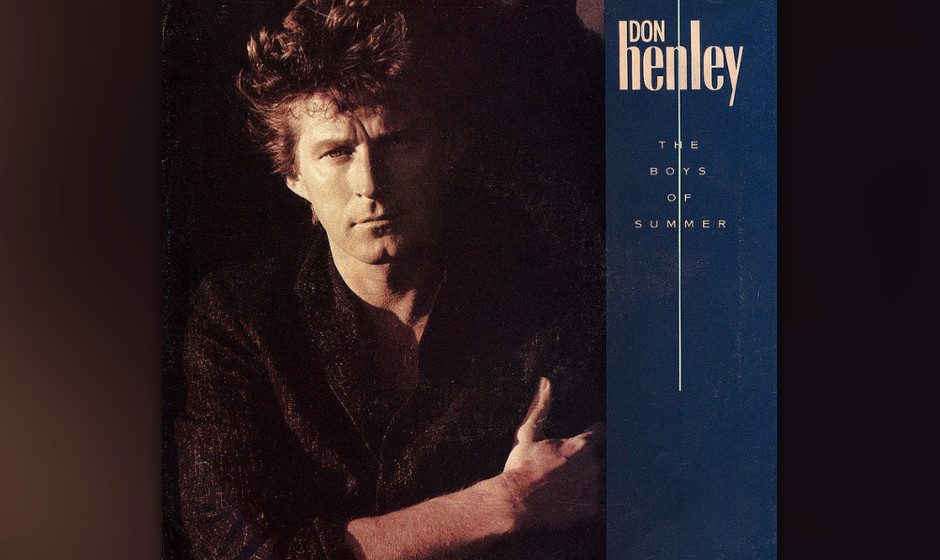 423. 'The Boys Of Summer' - Don Henley (D. Henley, Mike Campbell) Henley, einstiges Eagles-Mitglied,  steckte den kalifornisc