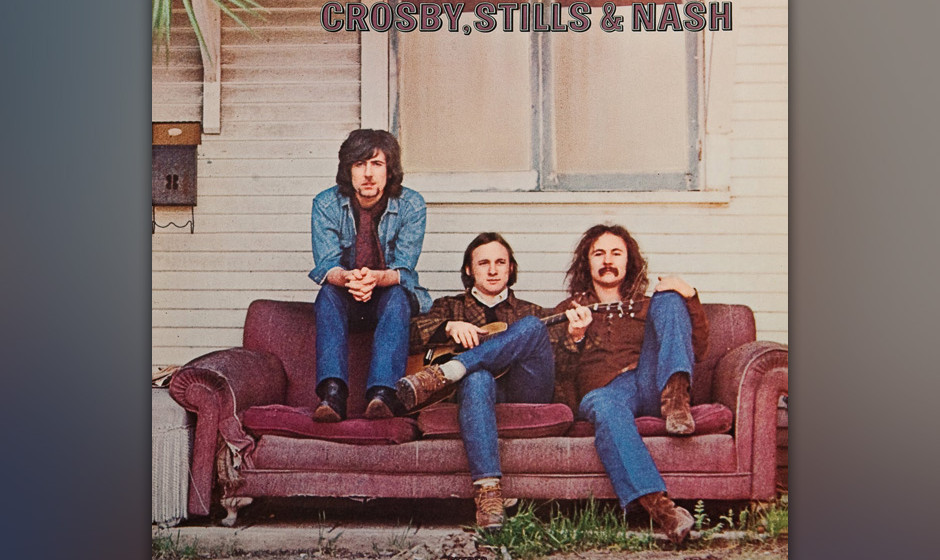 426. Crosby, Stills and Nash - 'Suite: Judy Blue Eyes' (Stephen Stills) Von Stills für seine Ex-Freundin Judy Collins geschr