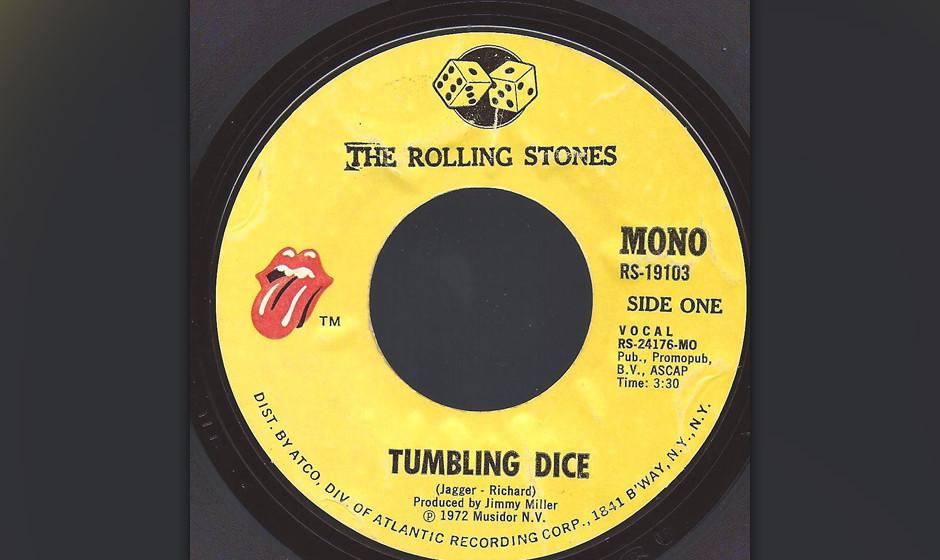 433. Rolling Stones - 'Tumbling Dice' (Mick Jagger, Keith Richards) Eigentlich 'Good Time Women' genannt (eine frühe Auf