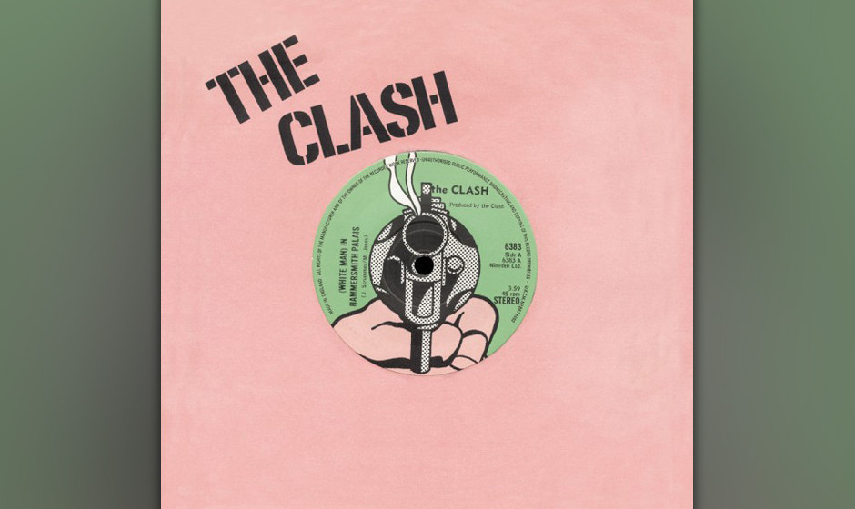 "437. 'White Man In Hammersmith Palais' - The Clash (Mick Jones, Joe Strummer) ""Wir können nicht Reggae spielen"", konstat"