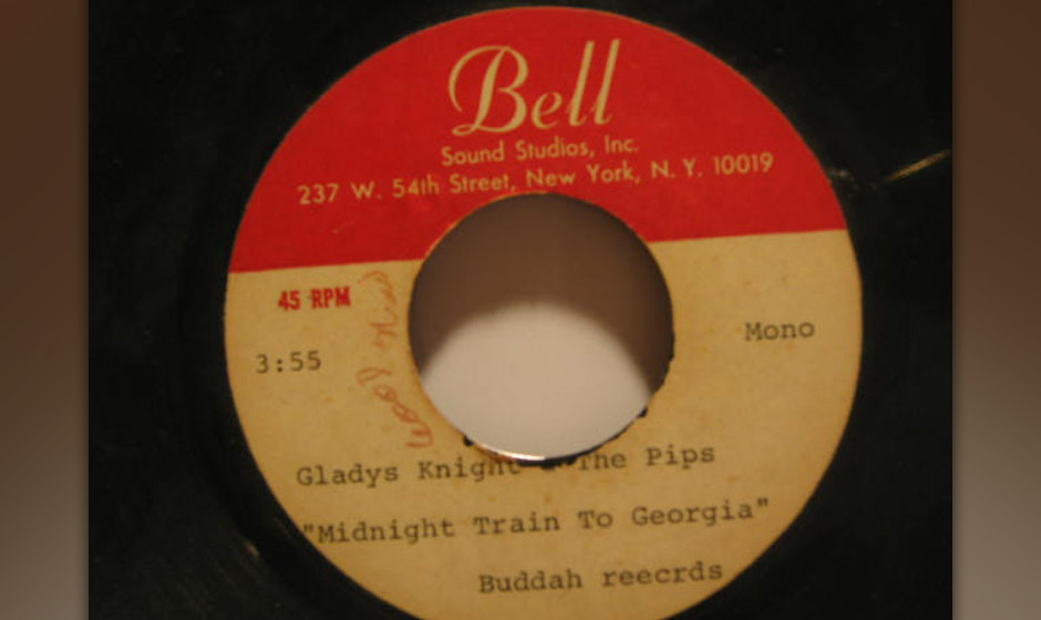 "439. 'Midnight Train To Georgia' - Gladys Knight & The Pips (Jim Weatherly) Ursprünglich betitelt ""Midnight Plane To Houst"