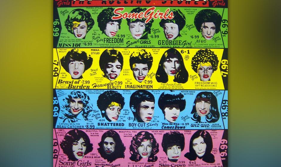 443. The Rolling Stones - 'Beast of Burden' (Mick Jagger, Keith Richards) 1978 hatten die Stones Schwierigkeiten mit Drogen,