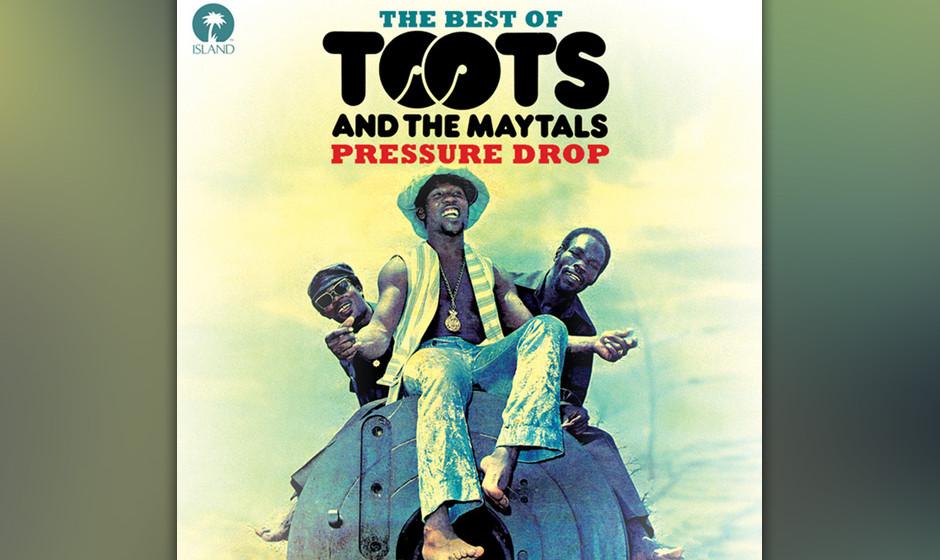 453. 'Pressure Drop' - Toots & The Maytals (T. Hibbert) Es heißt, daß Chris Blackwell zunächst ihnen den Vorzug vor Bob Ma