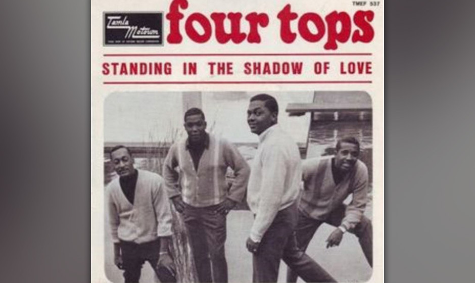 470. The Four Tops - 'Standing in the Shadows of Love' (Brian Holland, Lamont Dozier, Eddie Holland) Wie so viele andere Moto