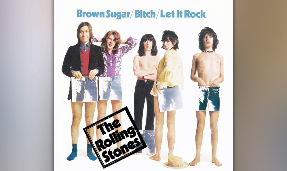495. The Rolling Stones - 'Brown Sugar' (Mick Jagger, Keith Richards) Die Stones setzen sich mit Sklaverei, Sado-Masochismus
