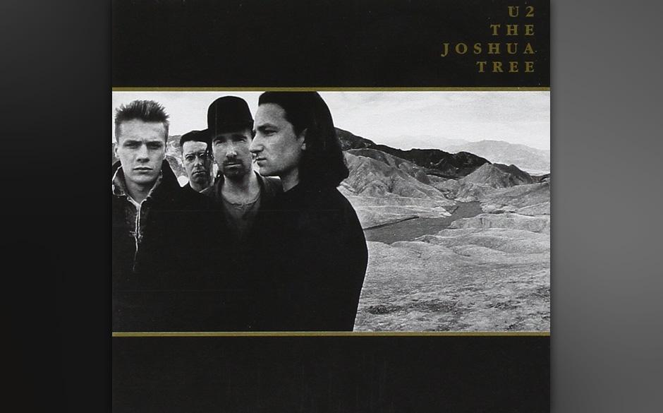 28. 'Bullet The Blue Sky'. Der brutalste Song auf 'The Joshua Tree' wurde vom Bürgerkrieg in El Salvador inspiriert und von