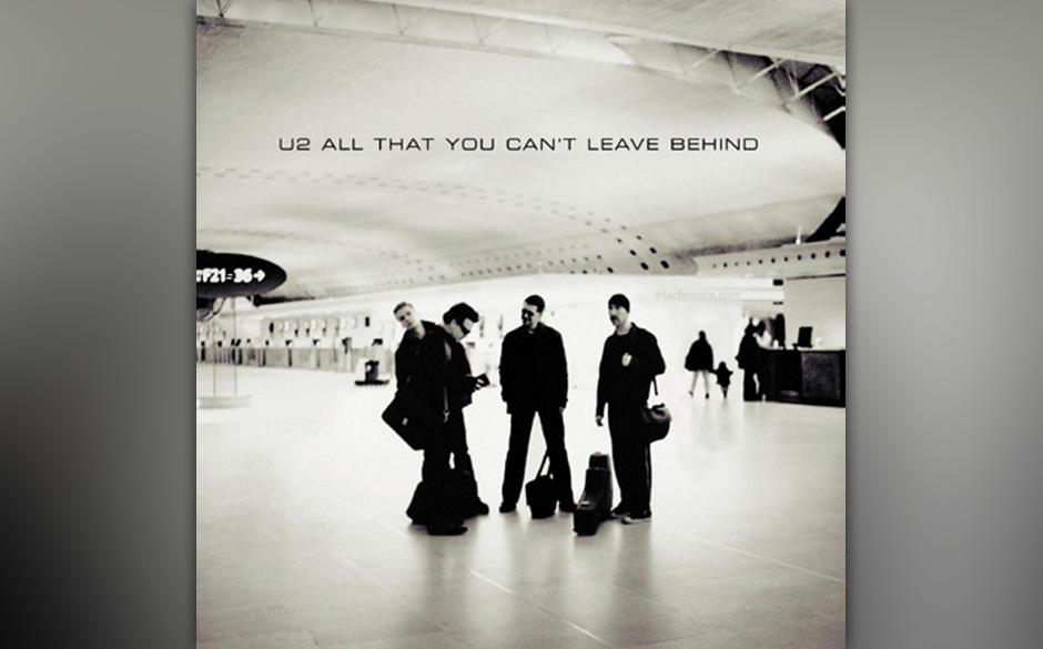 30. 'In A Little While'. Immer wieder kommt bei U2, gewollt oder nicht, der Gospel ins Spiel. Hier geht es eigentlich um eine