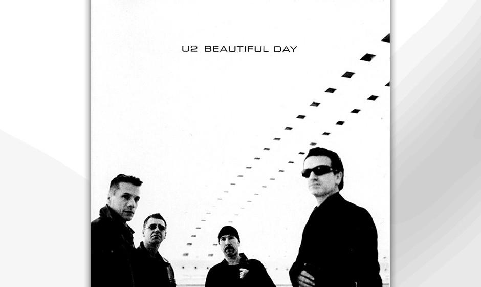 """25. 'Beautiful Day'. Es war nicht nur ein schöner, sondern auch ein neuer Tag. Drei Jahre waren seit """"Pop"""" vergangen, un"""