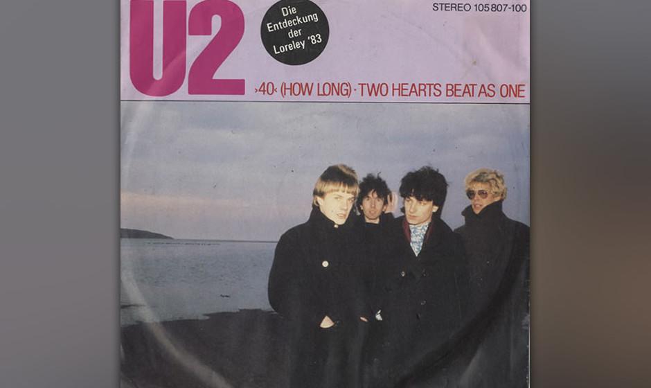 42. '40'. 'How long ... how long ... to sing this song?', fragt Bono, und die Antwort ist: sehr lange. Bis heute singen U2 di