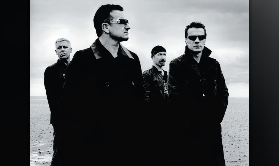 U2: Wann wird das neue Album erscheinen?