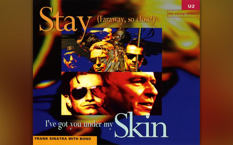 7. 'Stay (Far Away, So Close!)'. Unverständlich, warum 'Stay' nicht in die Geschichte eingegangen ist: als Berlin-Song, als