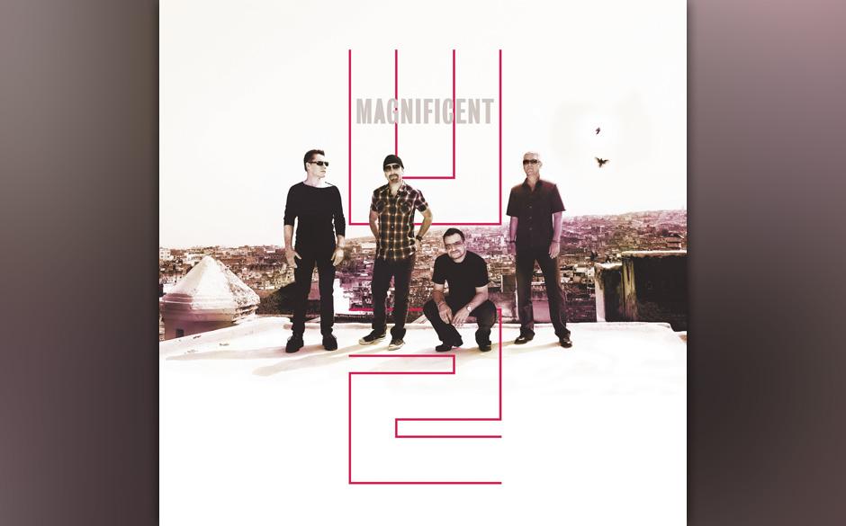 """34. 'Magnificent'. Nachdem man mit """"Get On Your Boots"""" eine erste Single für """"NLOTH"""" ausgewählt hatte, die den Rest"""