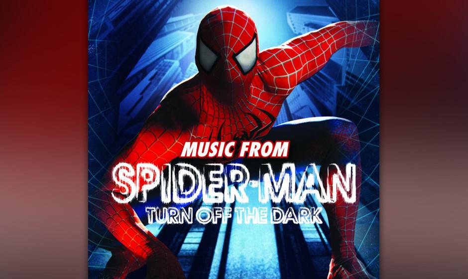 49. 'Boy Falls From The Sky'.  Das perfekte Musical-Lied. In vier Minuten wird erzählt, wie der schwache Peter Parker zum Su