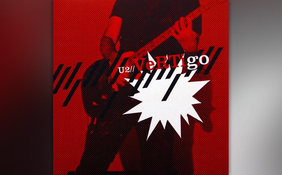 """46. 'Vertigo'. Un, dos, tres, catorce: Wer Atombomben zerlegen will, der darf auch schon einmal einen Song mit """"eins, zwei,"""