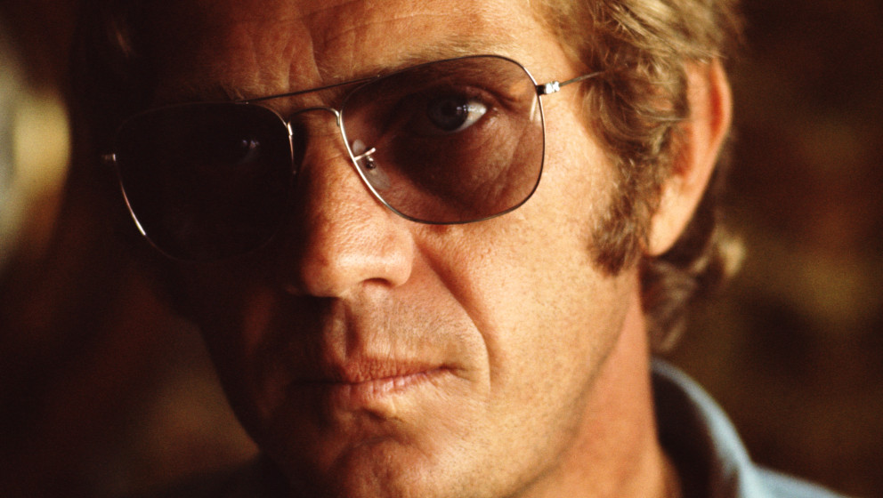 American actor Steve McQueen (1930 - 1980), circa 1970. (Photo by Terry O'Neill/Getty Images)