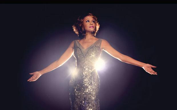 Whitney Houston im Jahr 2009.